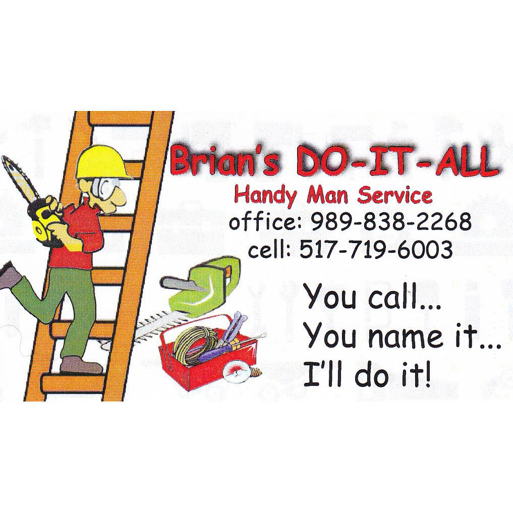 Brian's Do-It-All Handyman Service