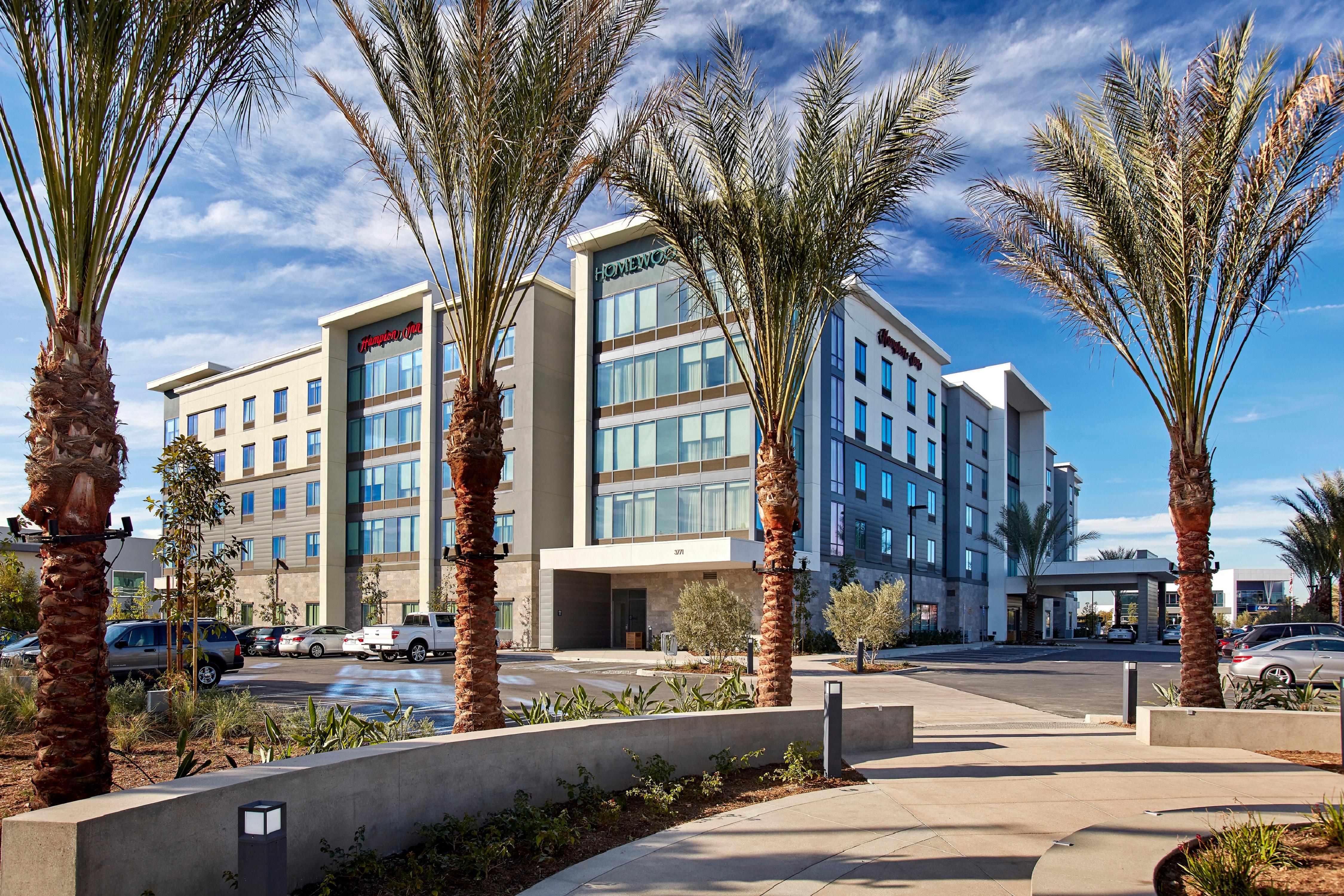 Hampton Inn Long Beach Ca