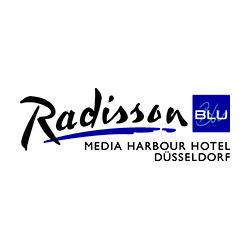 Bild zu Radisson Blu Media Harbour Hotel, Dusseldorf in Düsseldorf