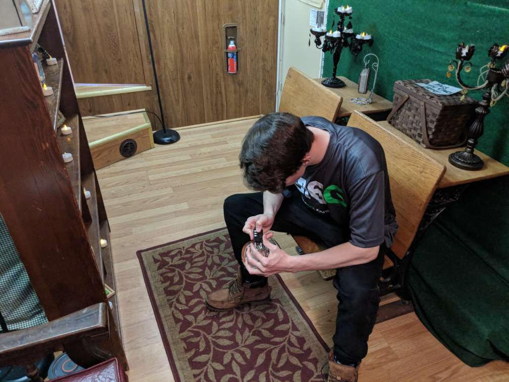 Bible Treks Christian Escape Room - The Finding at Christenson Manor Game
