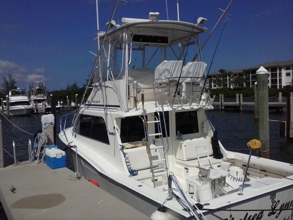 Chelsea lynne charters in stuart fl 34996 for Fishing charters stuart fl