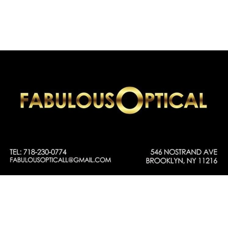 Fabulous Optical