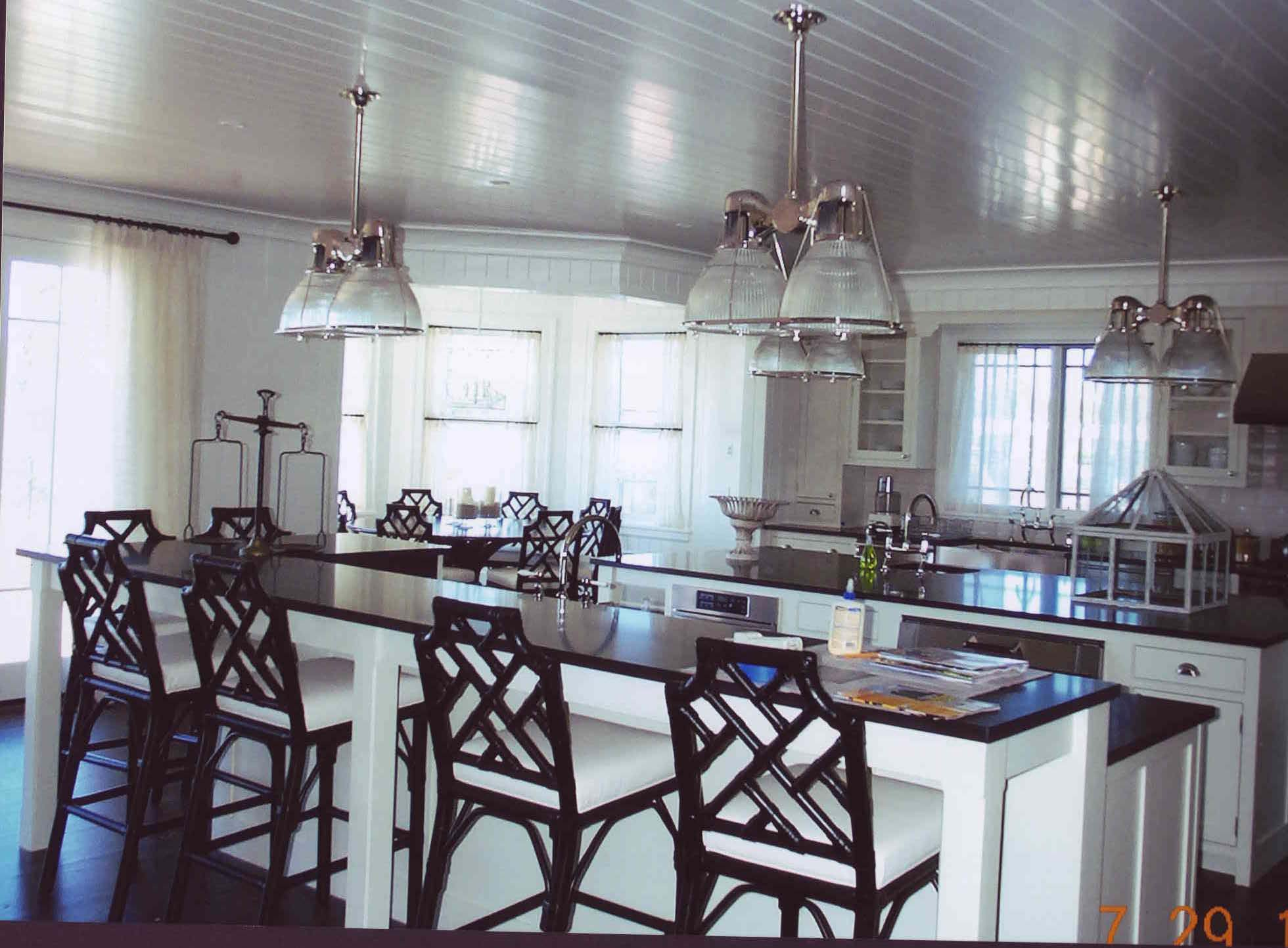 More Classic Kitchen Spaces L.W. Winslow Painting, Inc. Amagansett (631)267-6863