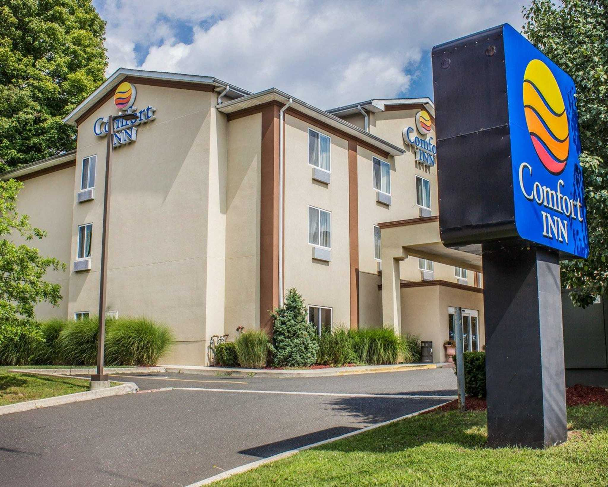 Comfort Inn Naugatuck Connecticut Ct