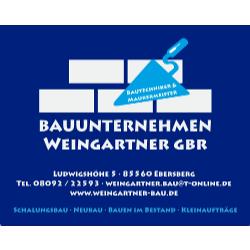 Bild zu Weingartner GbR Bauunternehmen in Ebersberg in Oberbayern