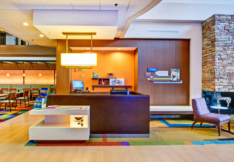 Fairfield Inn Suites By Marriott Durham Southpoint Durham North Carolina Nc