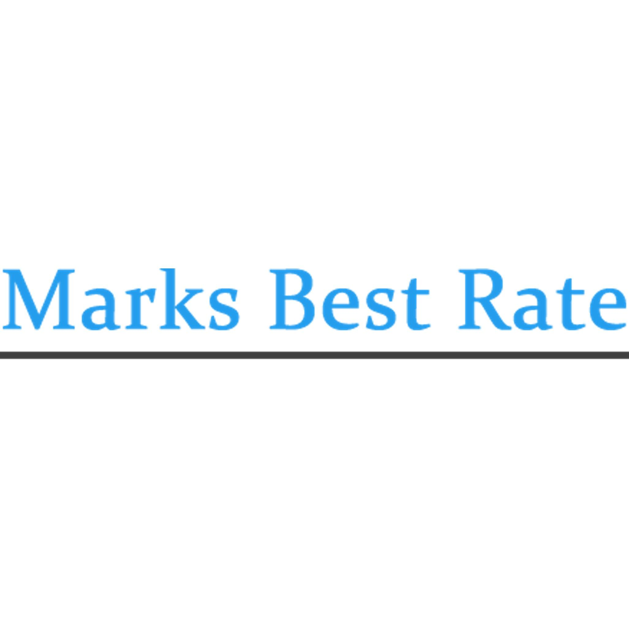 Marks Best Rate