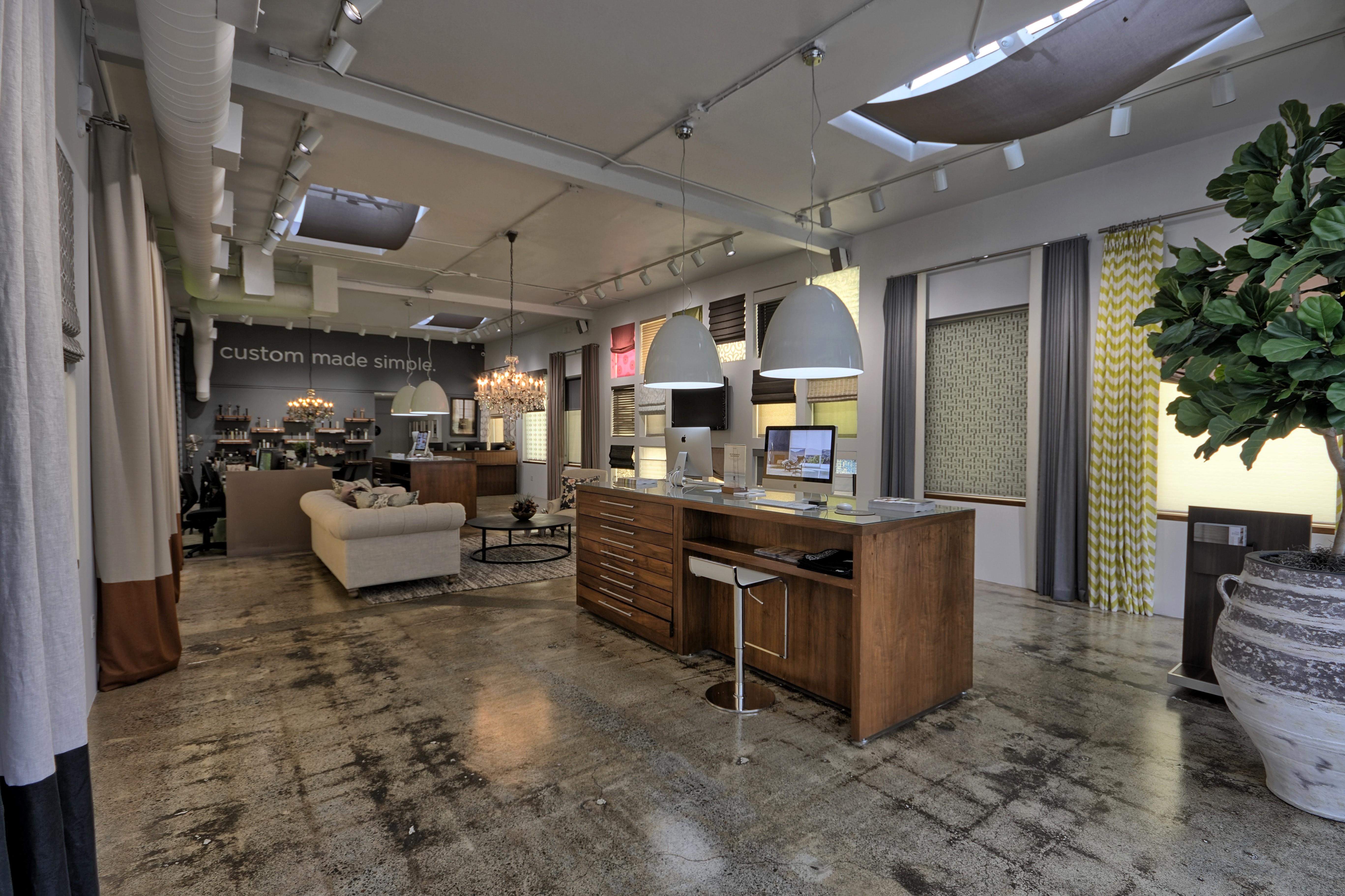 The Shade Store San Francisco California Ca