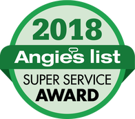 The Lint King  Angie's List Super Service Award 2018