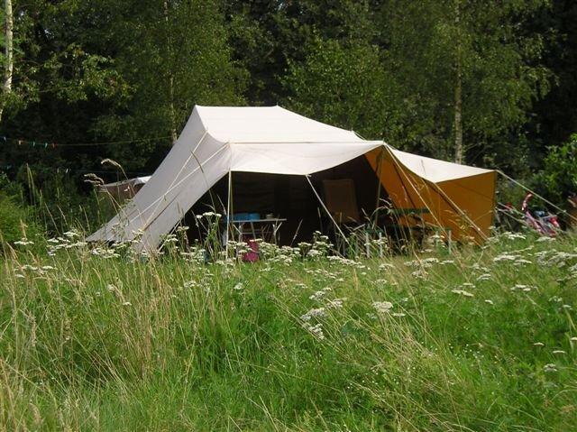 Camping Natuur Kampeerterrein 't Scharvelt