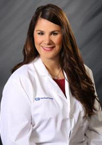 Megan D Huhman FNP