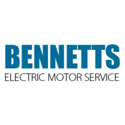 Bennetts Electric Motor Service Logo