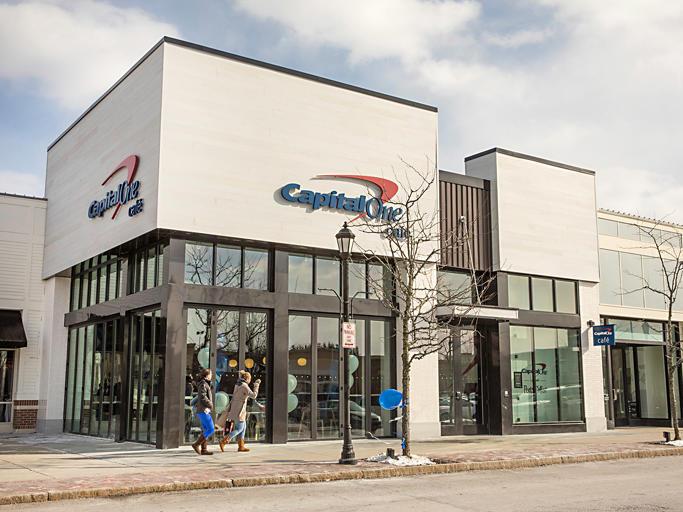 Capital One Cafe Hingham Ma