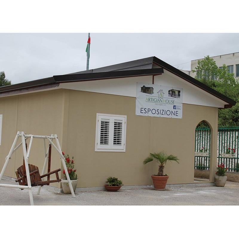 Artigianhouse Prefabbricati Ecologici