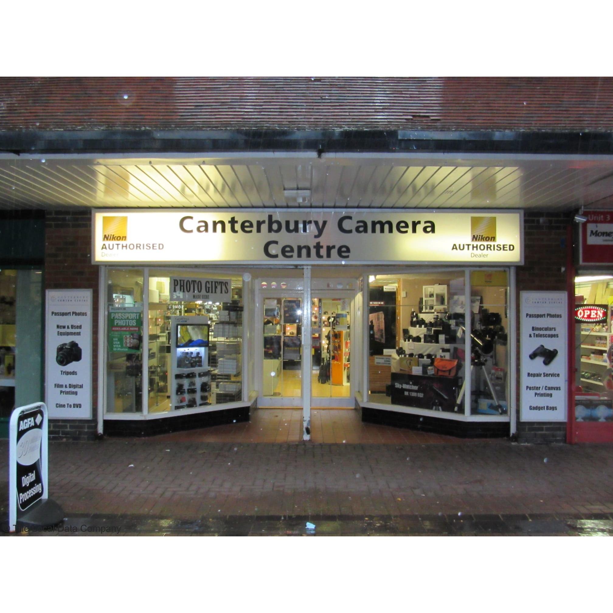 Canterbury Camera Centre - Canterbury, Kent CT1 1UL - 01227 763905 | ShowMeLocal.com