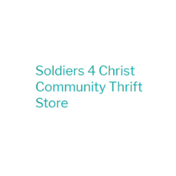 Soldiers 4 Christ Community Thrift Store