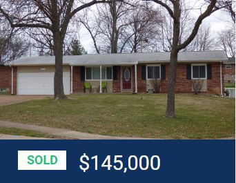St Louis home sold by Evervest Home Buyers