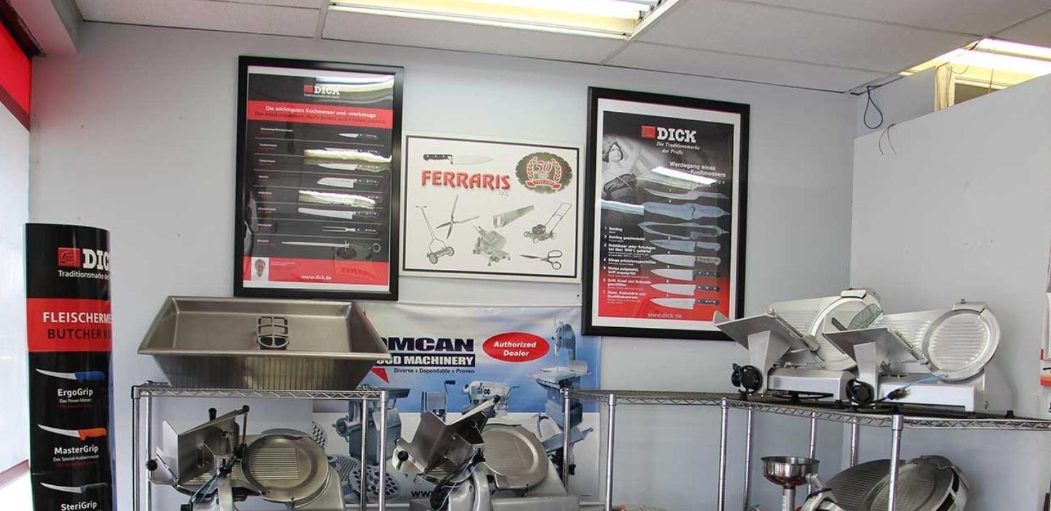 Ferraris Aiguisage Inc à Saint-Léonard