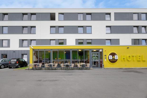 B&B Hotel Düsseldorf-Airport
