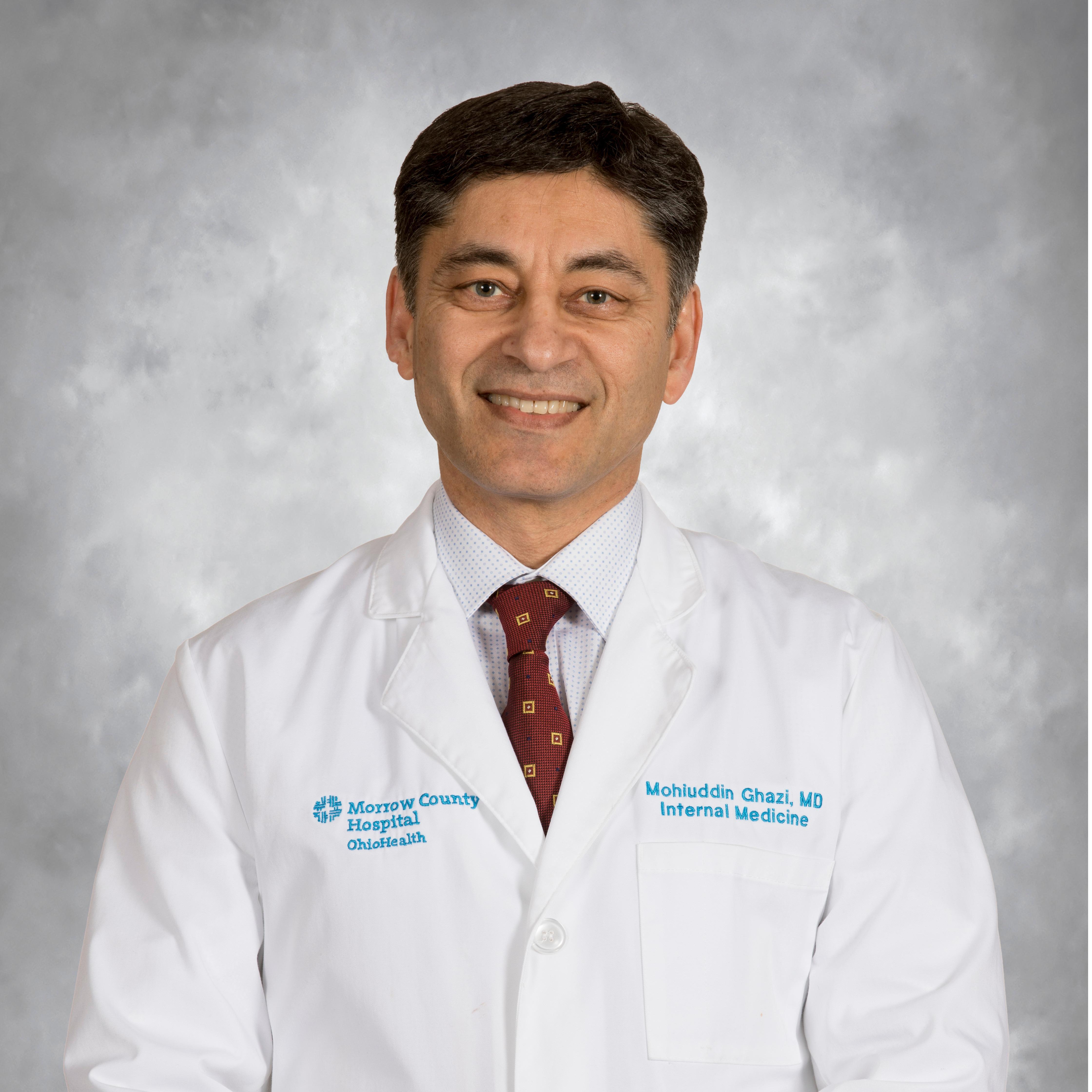 Mohiuddin Ghazi, MD