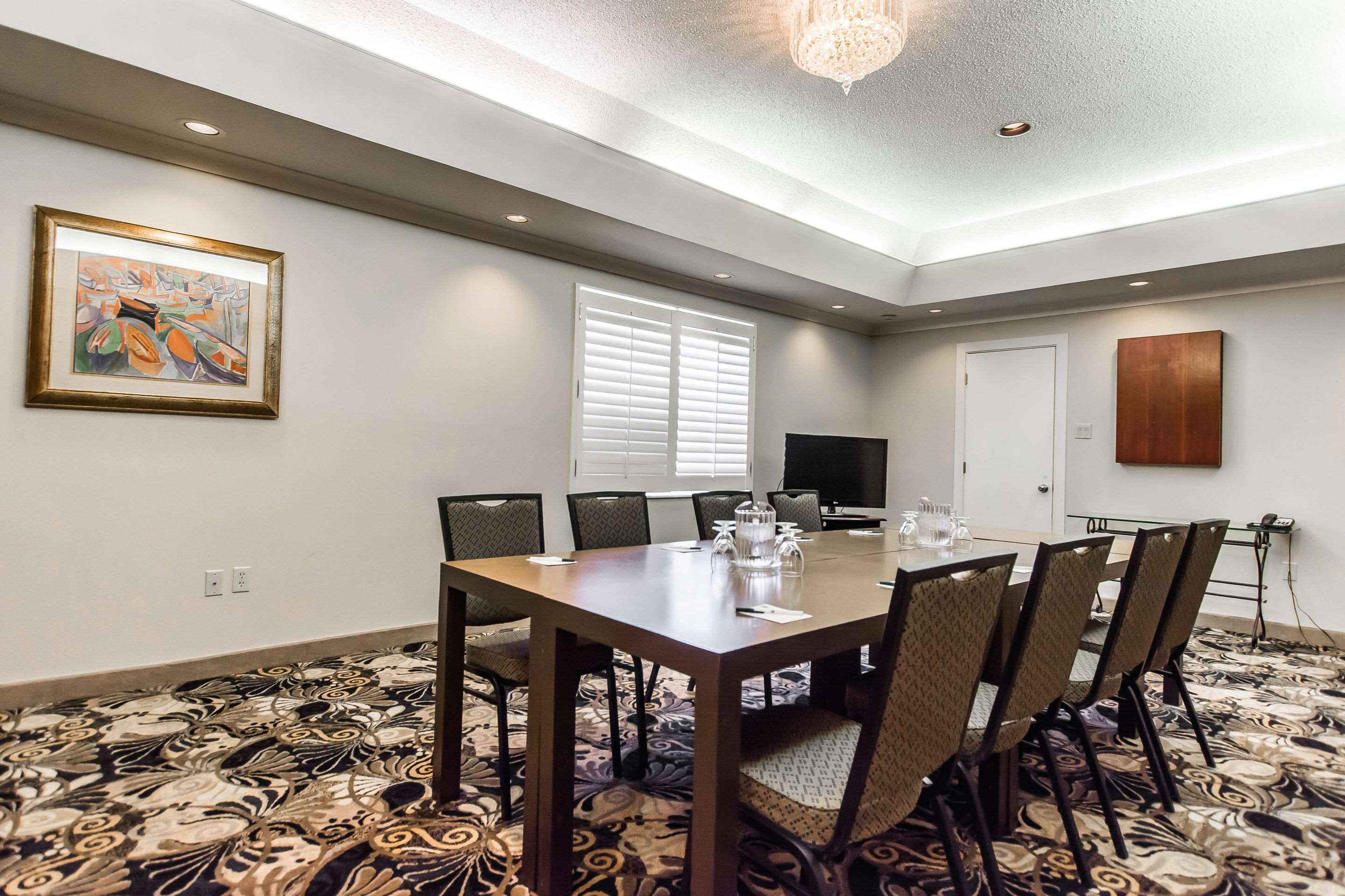 Quality Inn & Suites Garden Of The Gulf in Summerside: Large space perfect for corporate functions or training