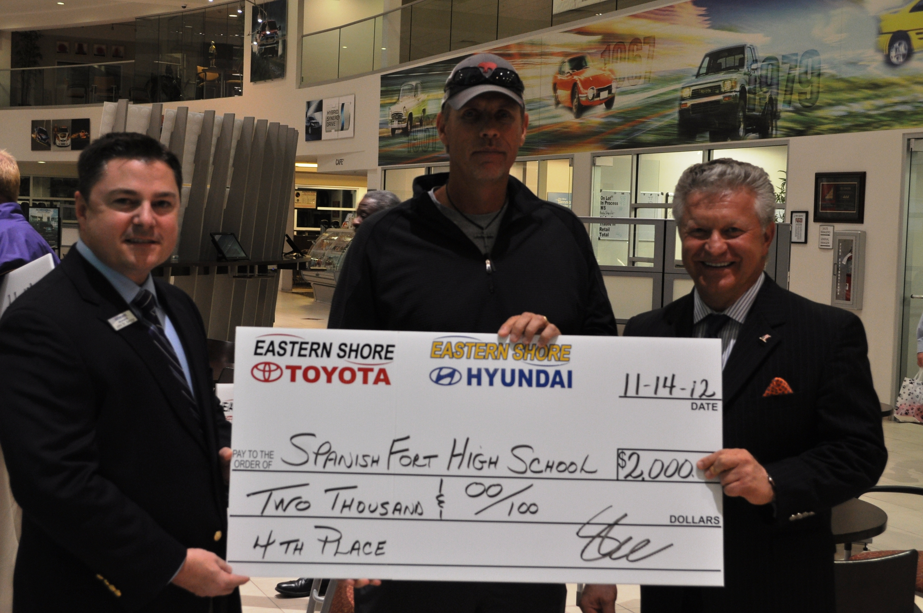 Eastern Shore Toyota image 3