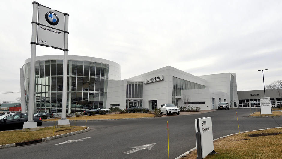 Paul Miller Bmw In Wayne Nj 07470