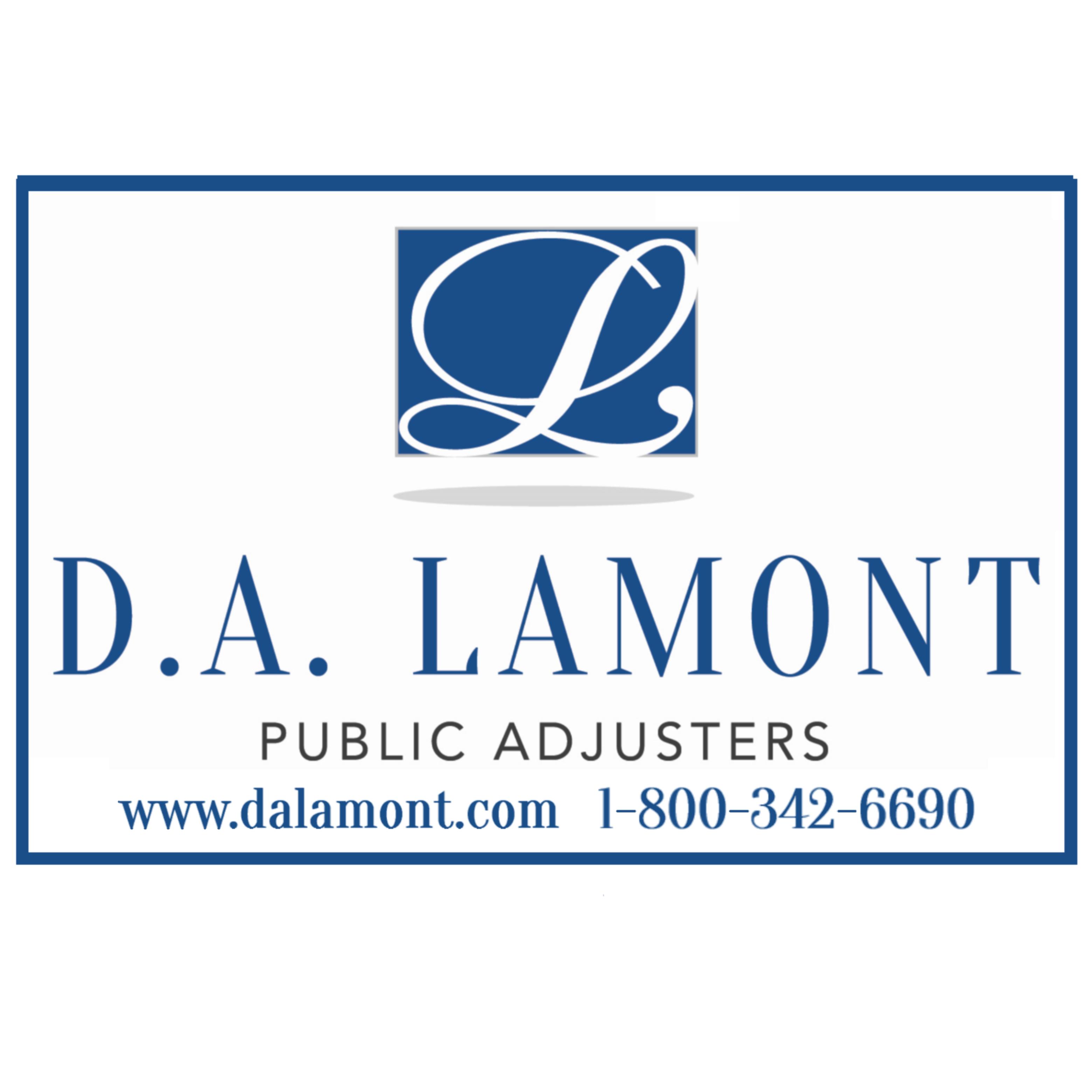 D. A. Lamont Public Adjusters - Springtown, TX - Insurance Agents