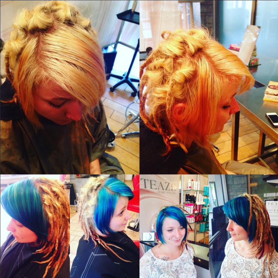 Teaze Hair Studio Inc