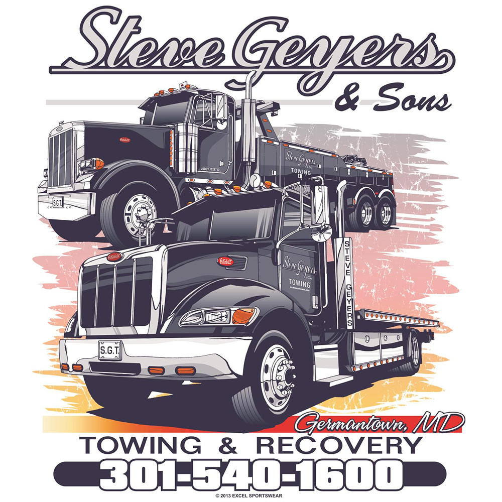 Steve Geyers Towing, Transport & RECOVERY