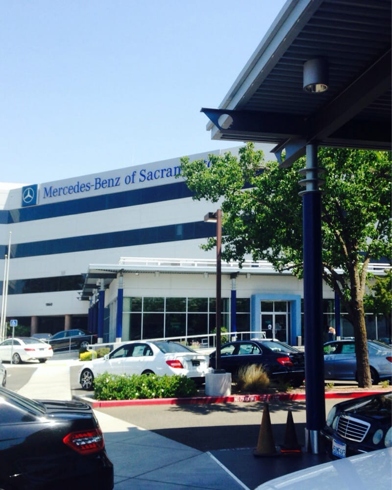 Audi Dealer Sacramento: Mercedes-Benz Of Sacramento In Sacramento, CA 95825
