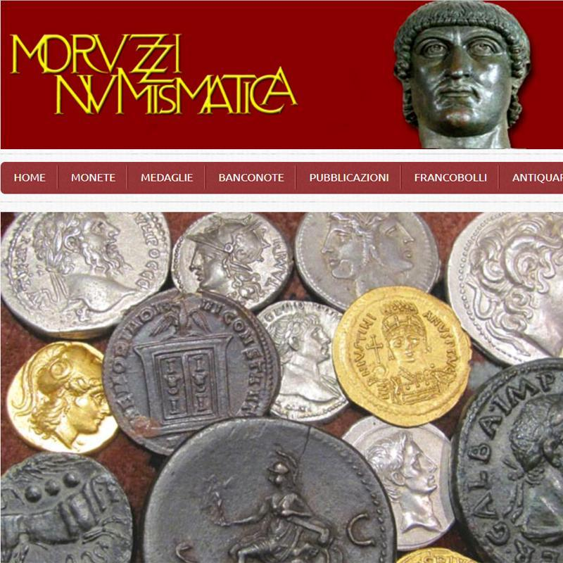 Moruzzi Numismatica