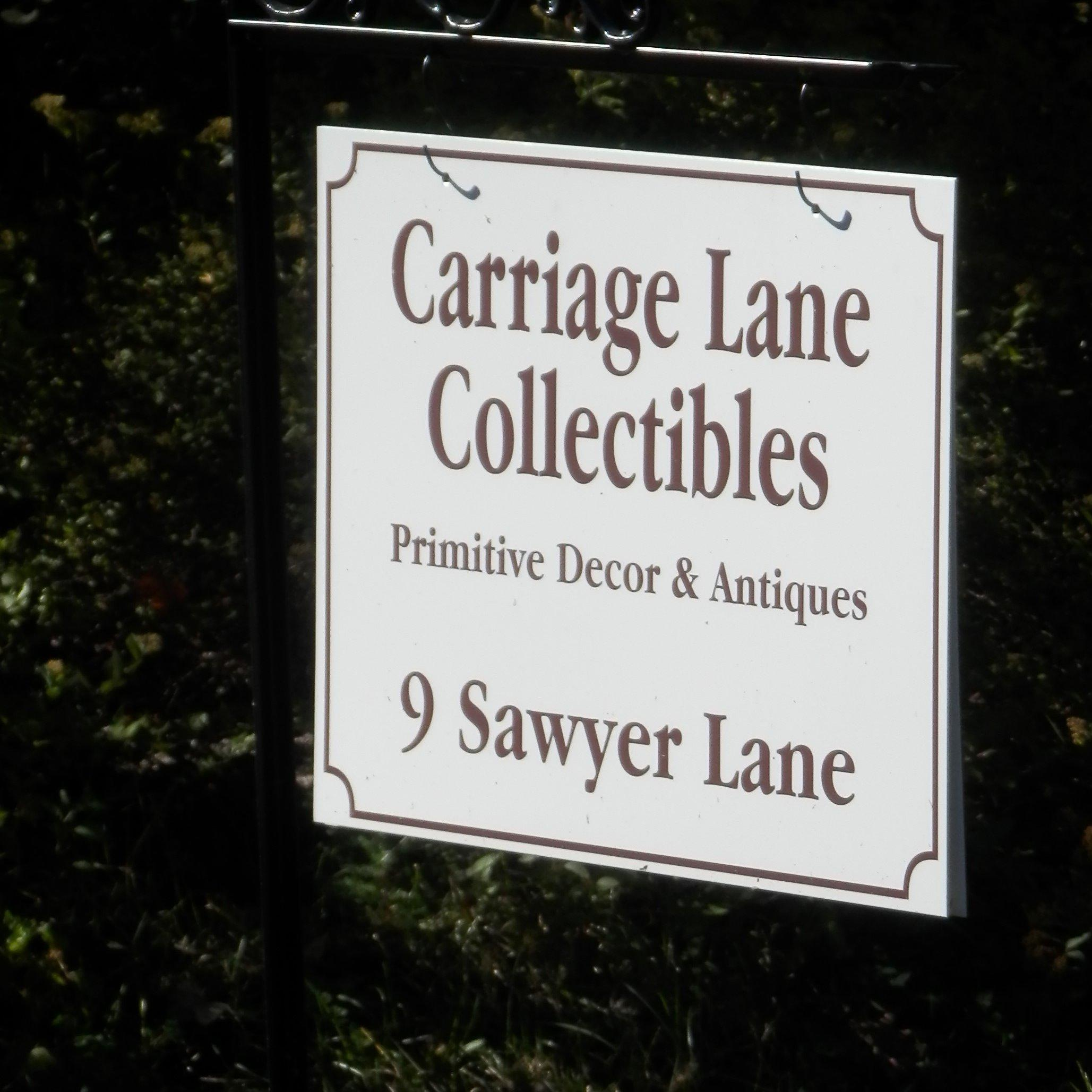 Carriage Lane Collectibles