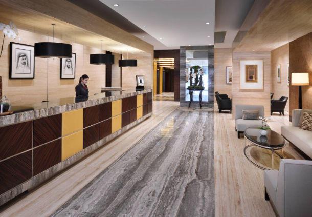 Dubai Marriott Harbour Hotel & Suites