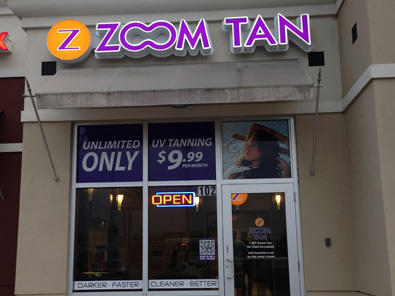 Spray tan coupons near me