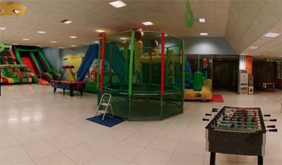 Fantasilandia Ludoteca Parco Giochi