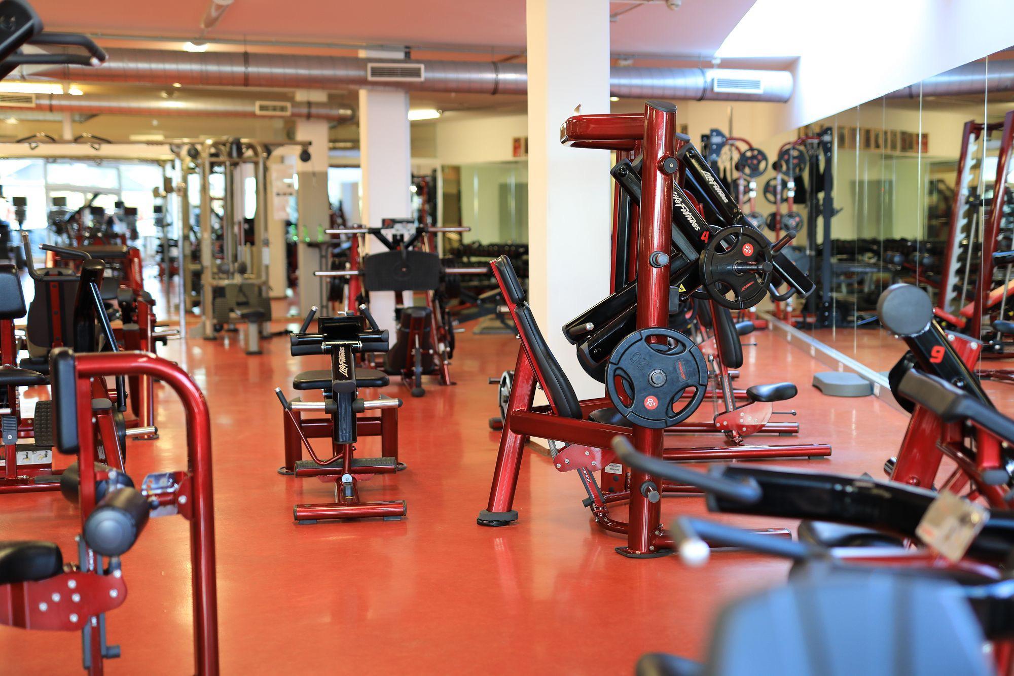 Fitness Lounge Salzburg