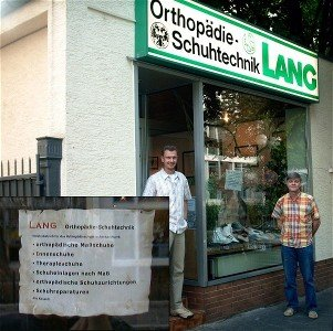 Orthopädie-Schuhtechnik Lang OHG