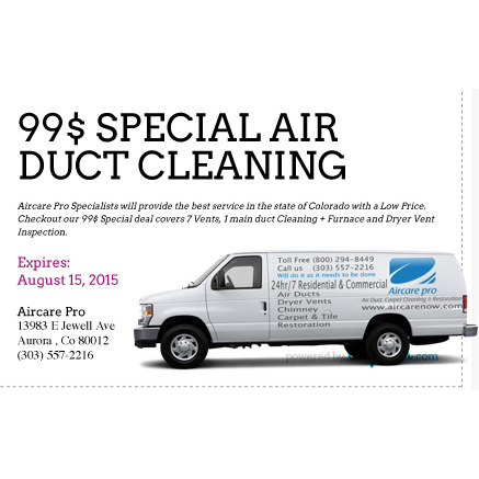 Aircare Pro Air Duct Cleaning