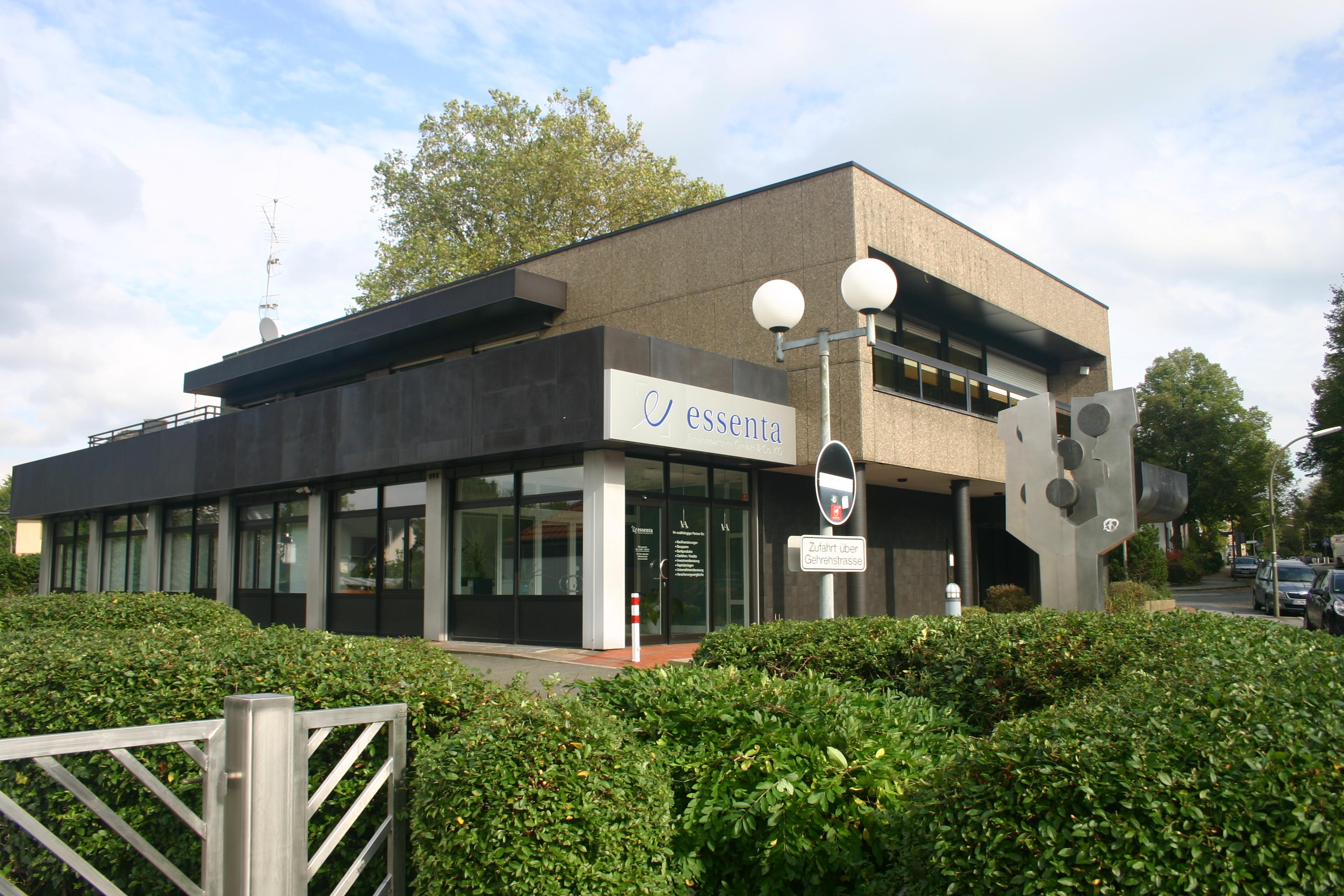 Baufinanzierung + Versicherungen Dortmund   essenta Finanzpartner