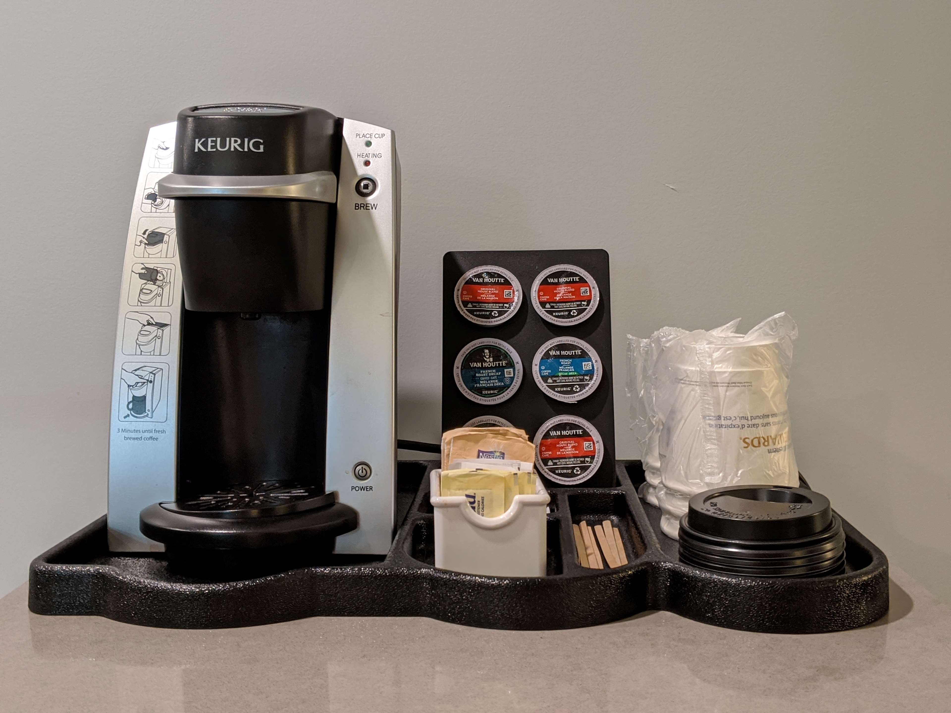 Surestay Hotel By Best Western Chilliwack in Chilliwack: Keurig Coffee Maker