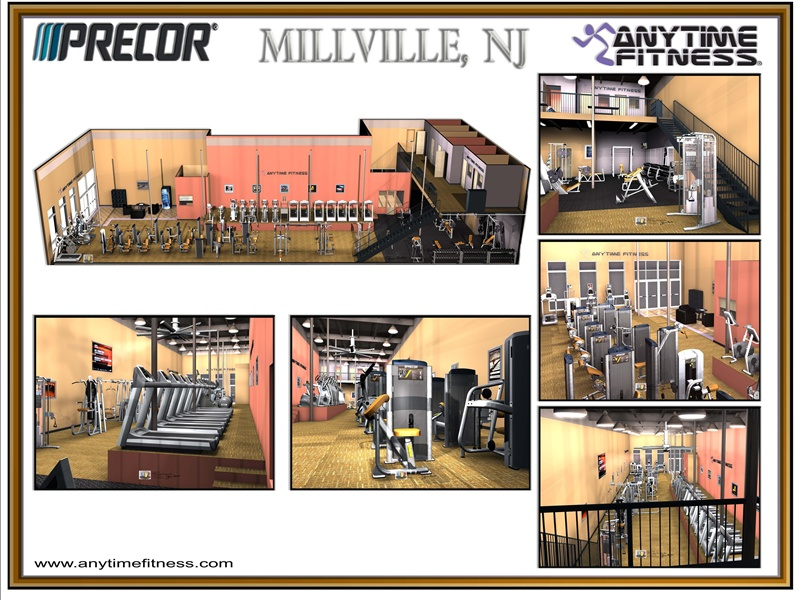 Anytime Fitness Exercise Physical Fitness Programs