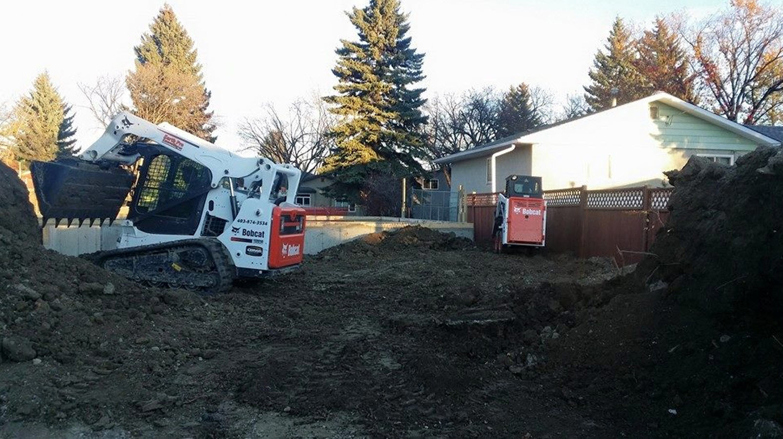 Images Earth Pro Excavating Ltd.