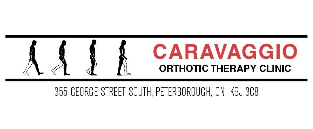 Caravaggio Orthotics Peterborough (705)745-3051