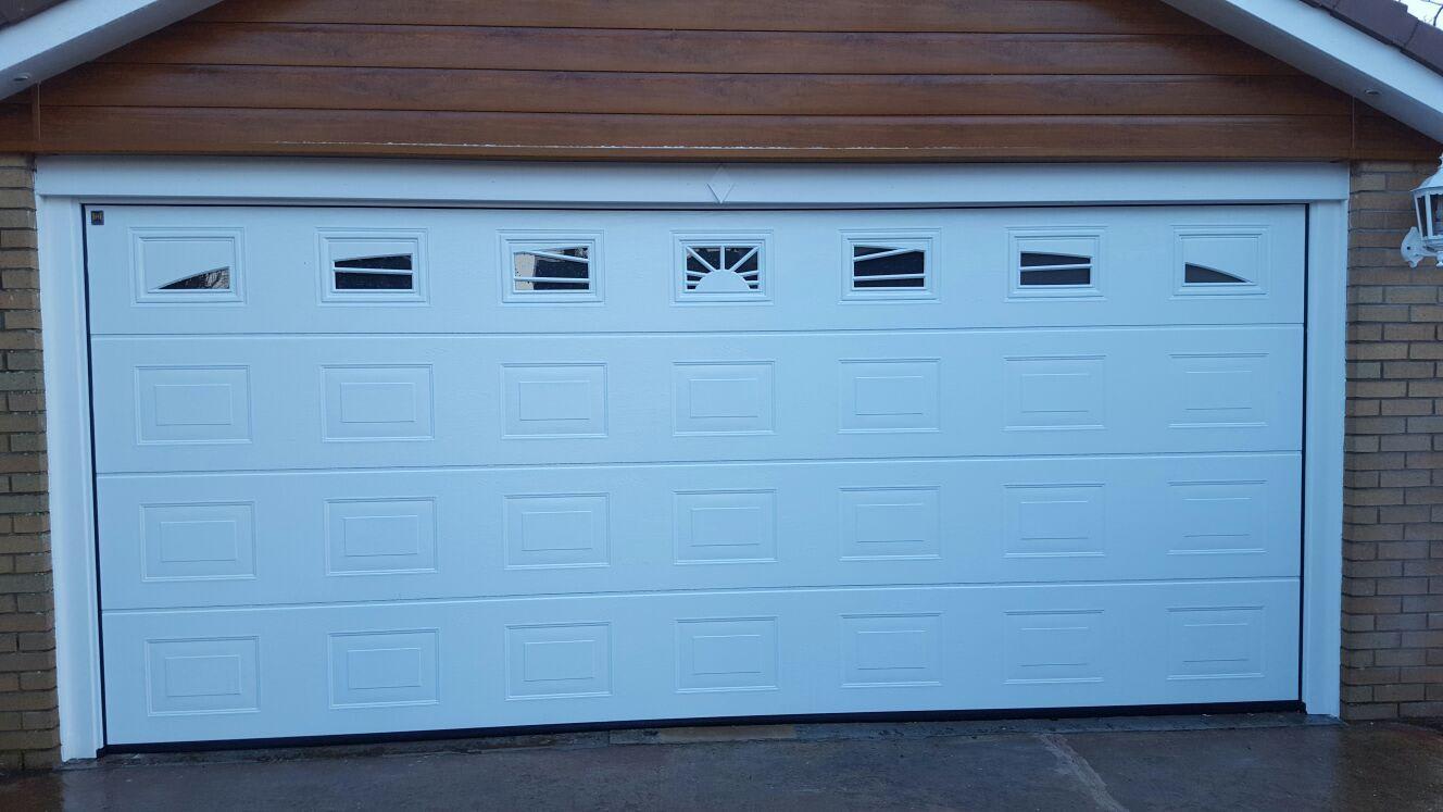 The garage door company scotland glasgow garage doors for Local door companies