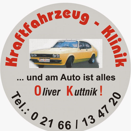 Bild zu Kraftfahrzeug - Klinik in Mönchengladbach