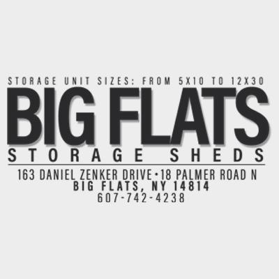 Big Flats Storage Sheds