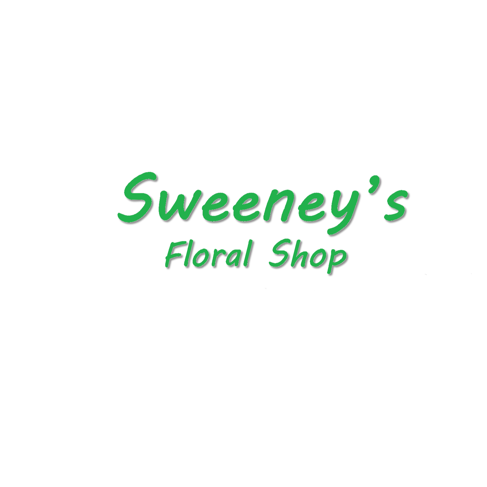 Sweeney's Floral Shop & Greenhouse Logo