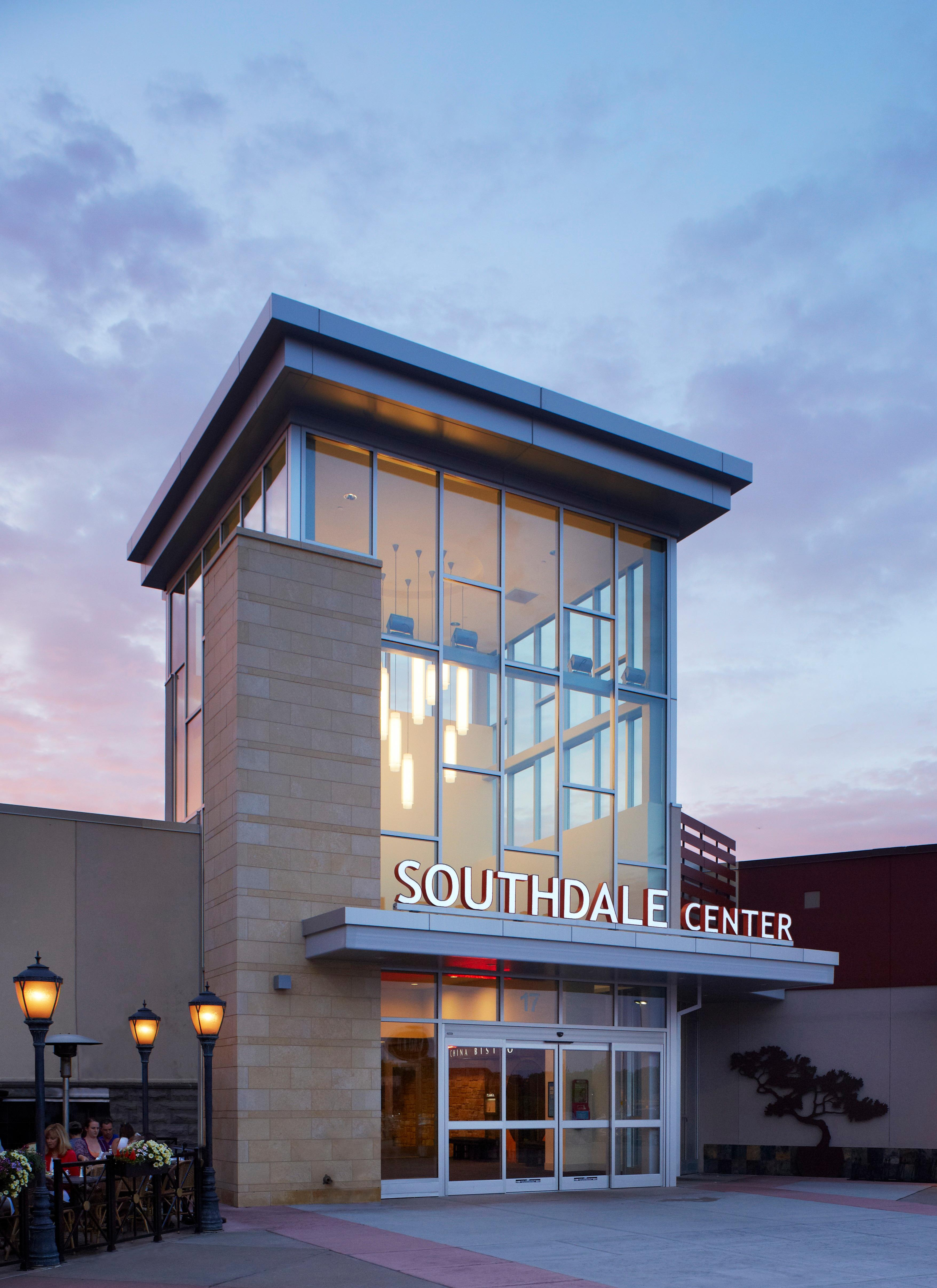 Southdale Center is the nation's first indoor regional shopping mall. The center, which opened in , is anchored by Macy's. Southdale includes over specialty stores ranging from .
