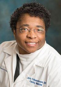 Doris J Tribune-Brown, DO Family Medicine